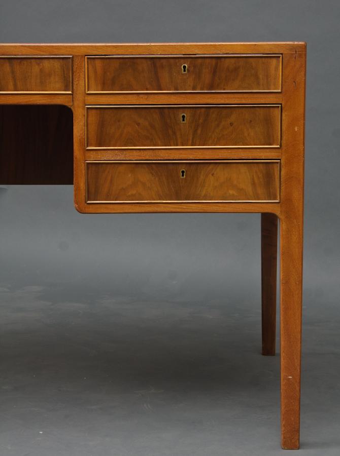 11 danish vintage alnut desk 75x140x78cm p2.jpg