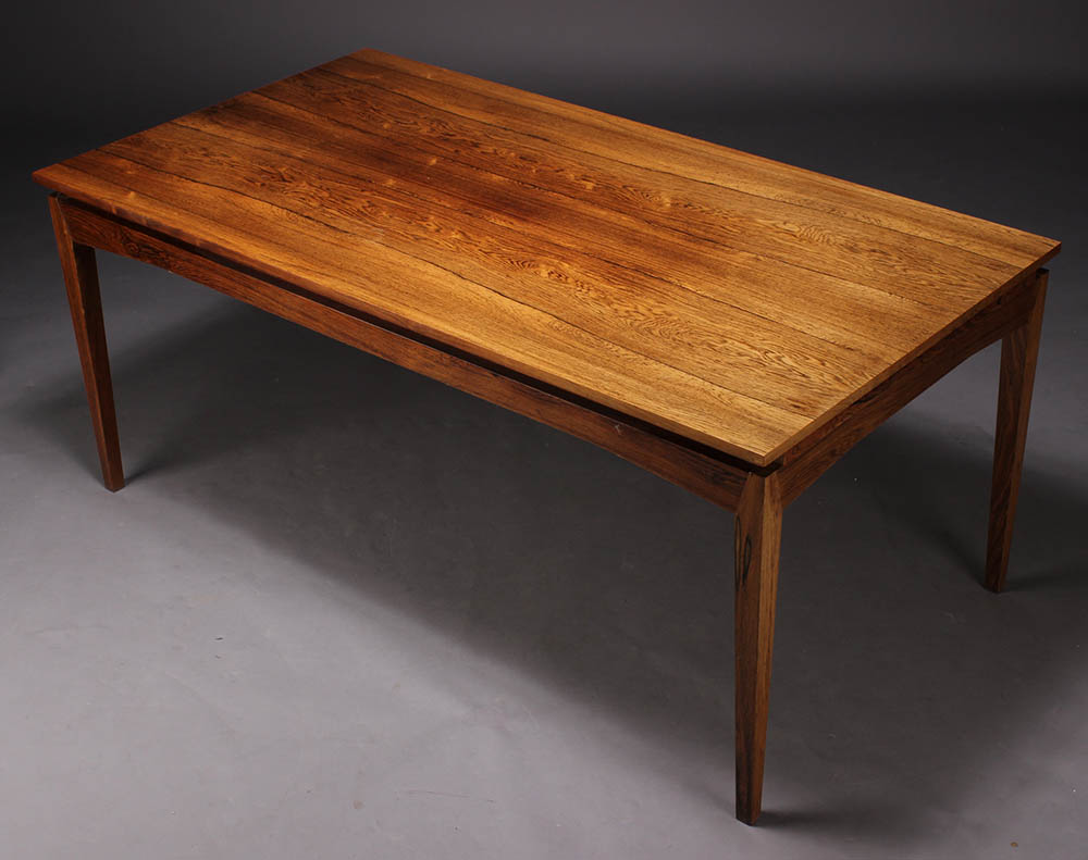 HW Klein Dining Table • made 1960-69 •