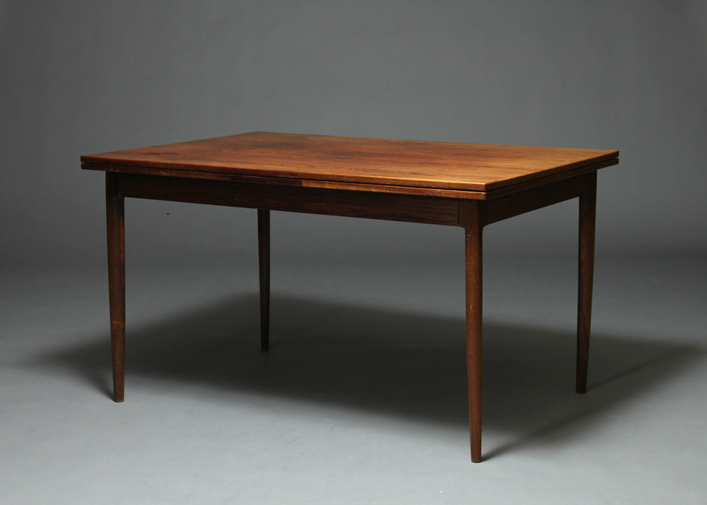 N O Moller 1963 Dining Table • made 1963-69 •