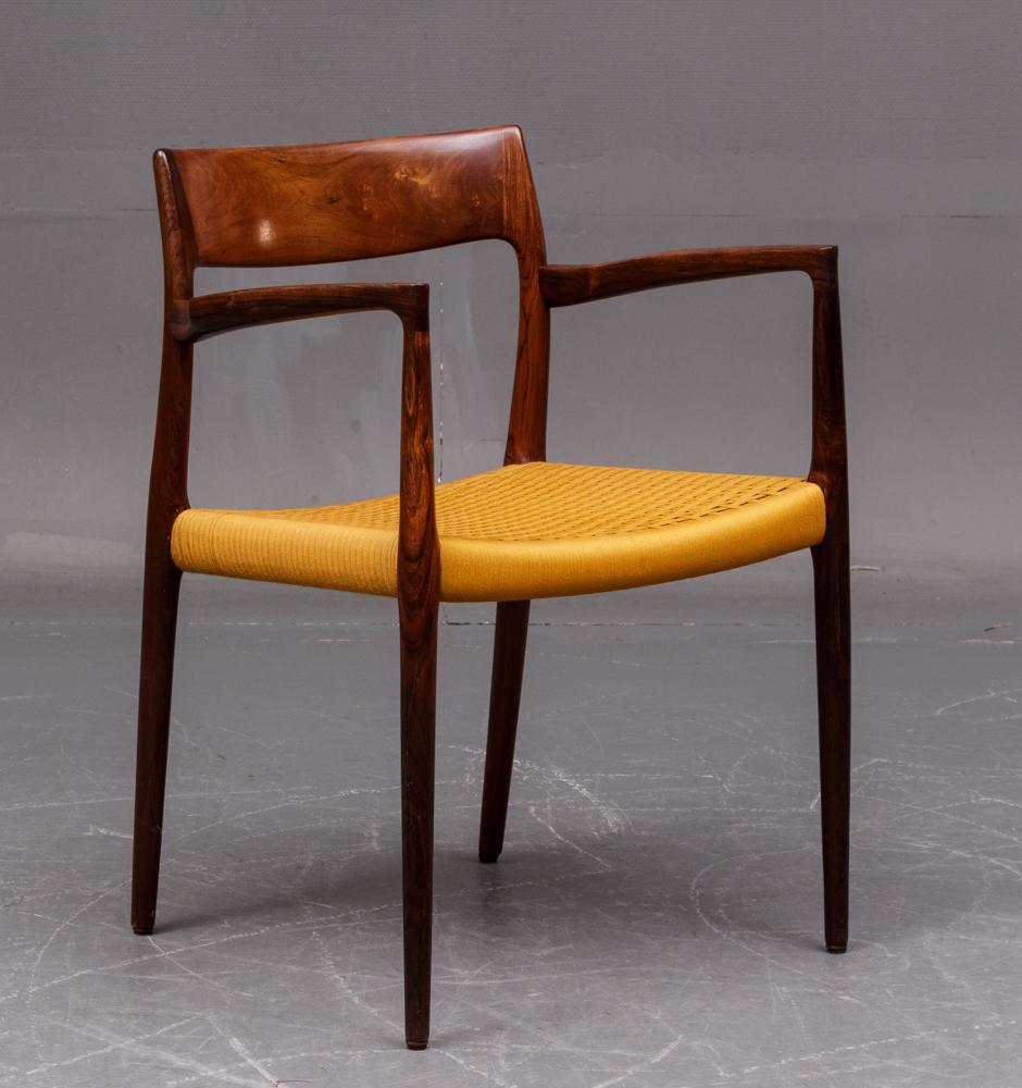 N O Moller 1958 Carver •made 1958-69•
