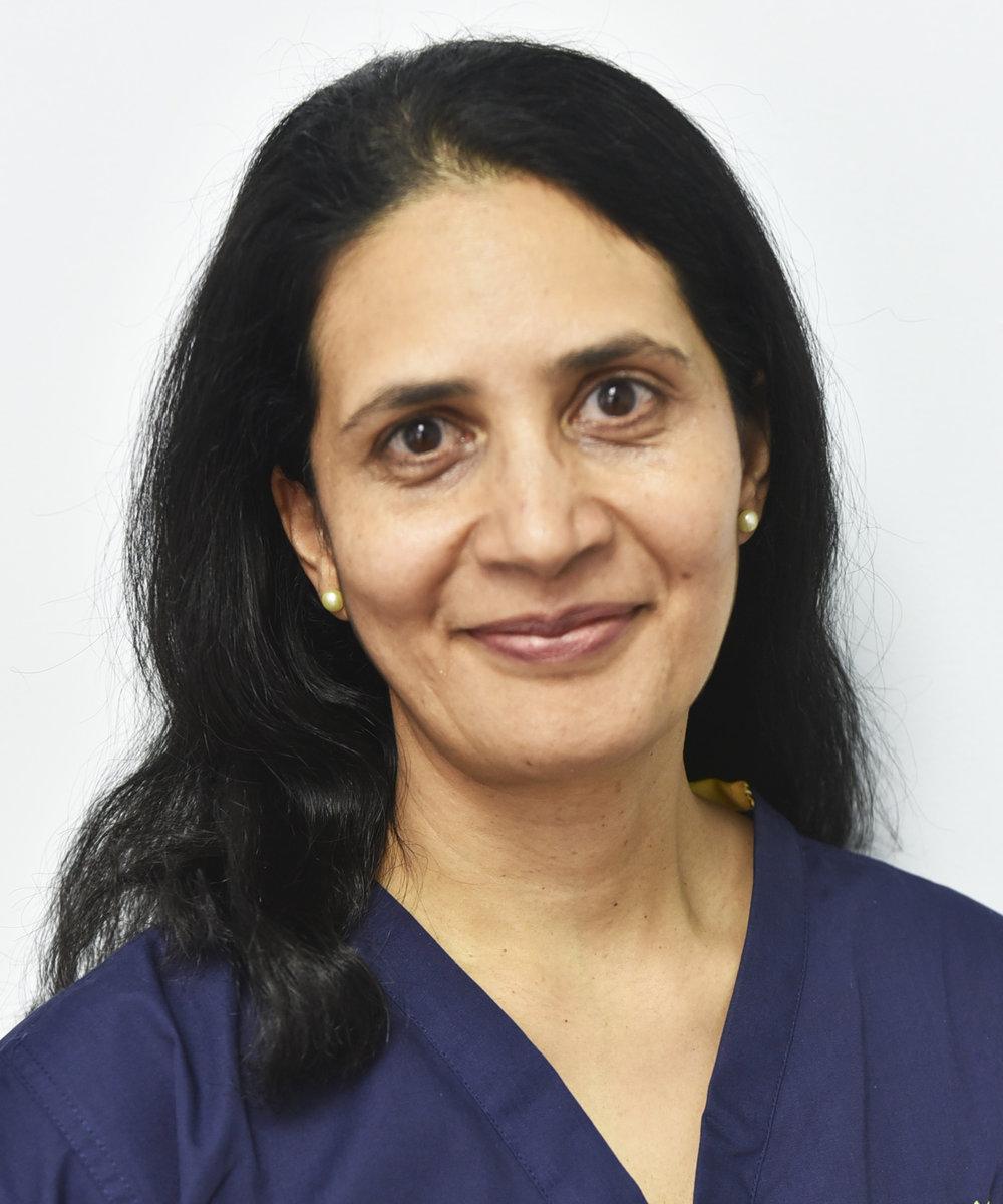 Dr. Jyoti Patel   GDC:   62967 since 1987   - BDS (Lon, UK)