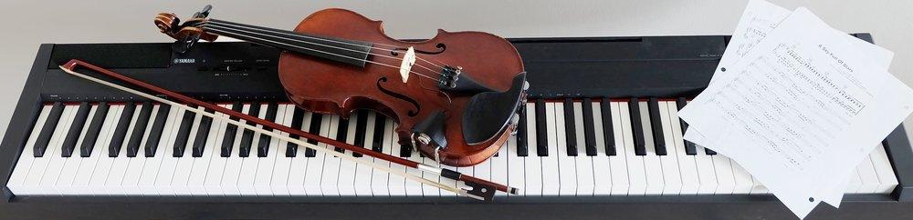 The Fox Duo Violin Piano Live Music Niagara