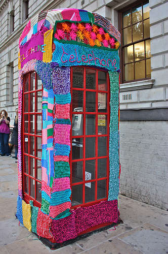 telephone booth bomb