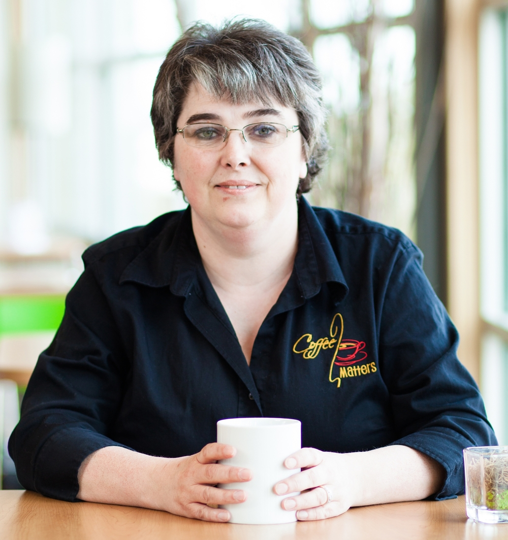 Yvonne started working for Coffee Matters on Military Rd in 2012, and has since been happy to take on her new role as manager at our Paradise location. You can find Yvonne at the Paradise store always in good spirits and always up for a chat, She will be sure to brighten your day.