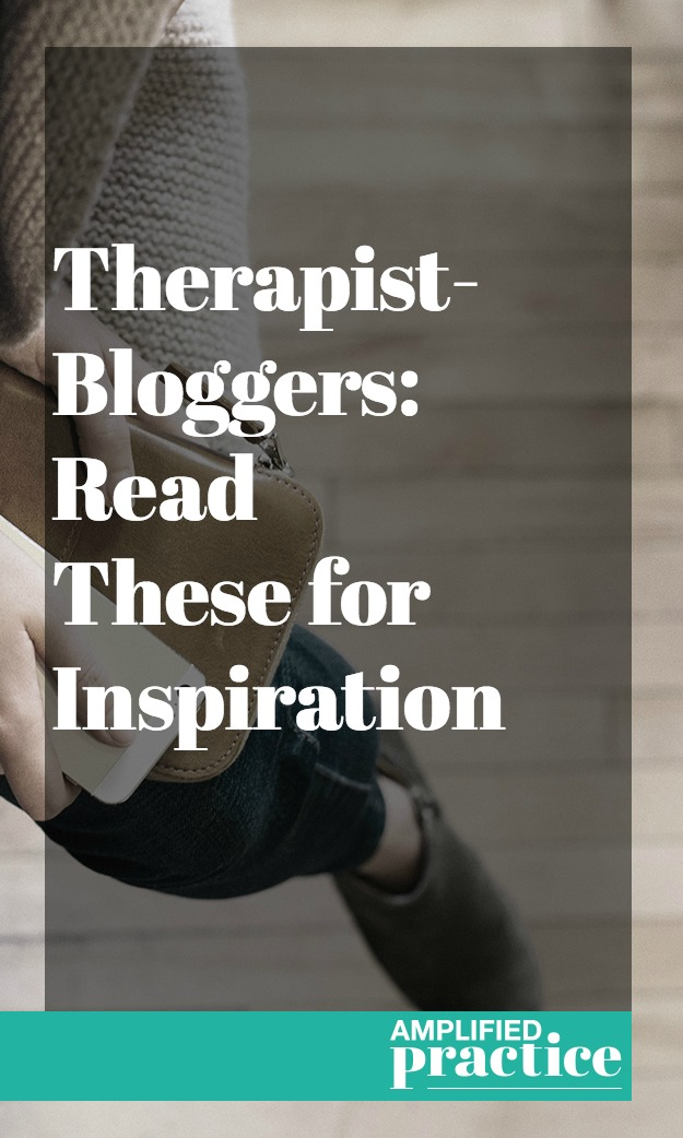 Great Therapist Blogs| Amplified Practice Authentic Marketing & Business Coaching for Therapists