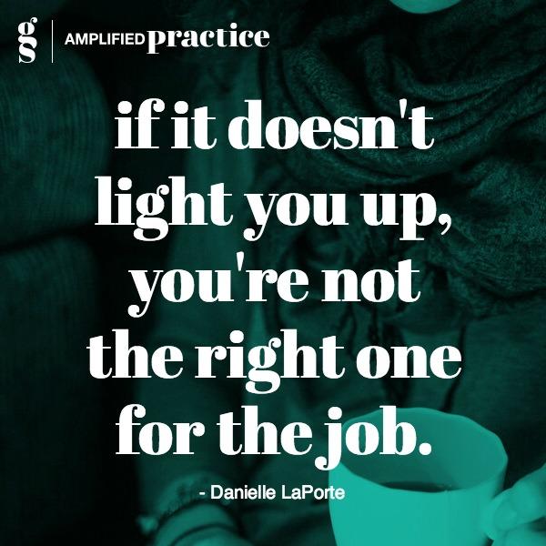 Danielle La Porte | Purpose in Counseling | Therapist Purpose | Meaningful Work