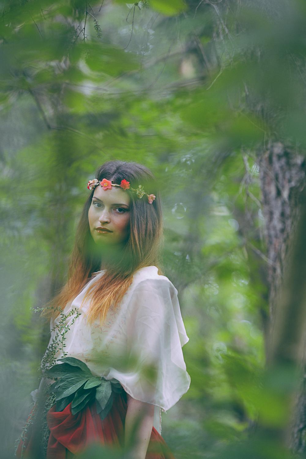 Woman Portrait Photography