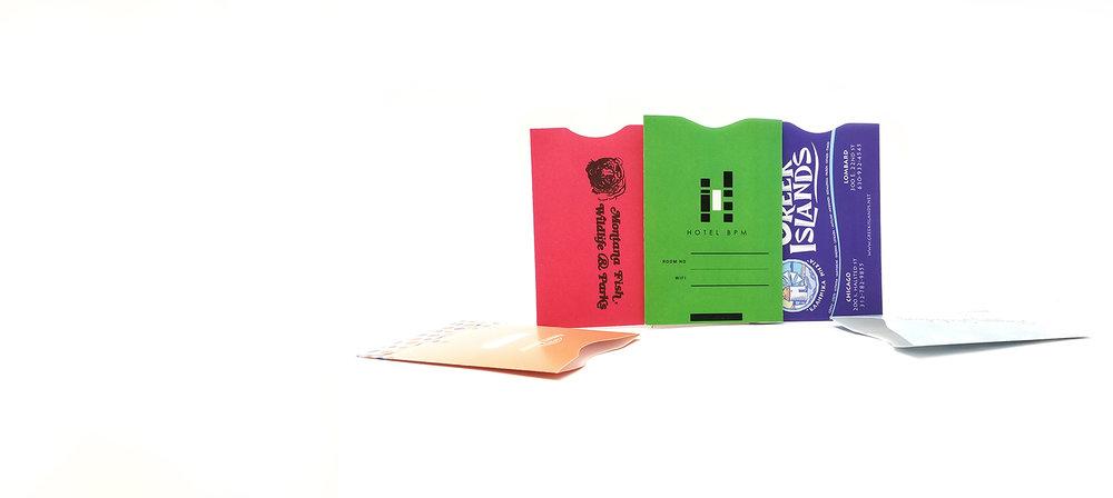 Keycard Sleeves