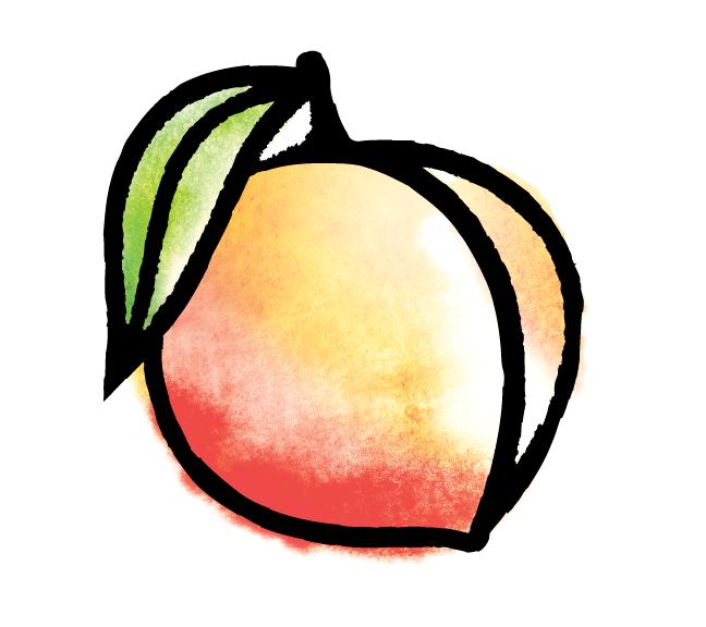 The Peach! Used as favicon.