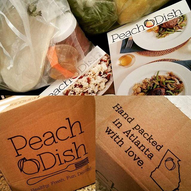PeachDish Instagram