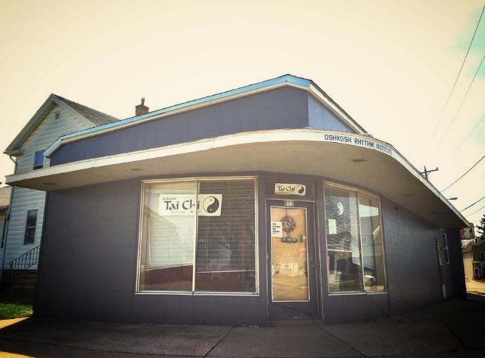 Oshkosh Tai Chi Center, 803 Waugoo Ave., Oshkosh, Wis. 54901 (Corner of Waugoo Ave. and Bowen St.)