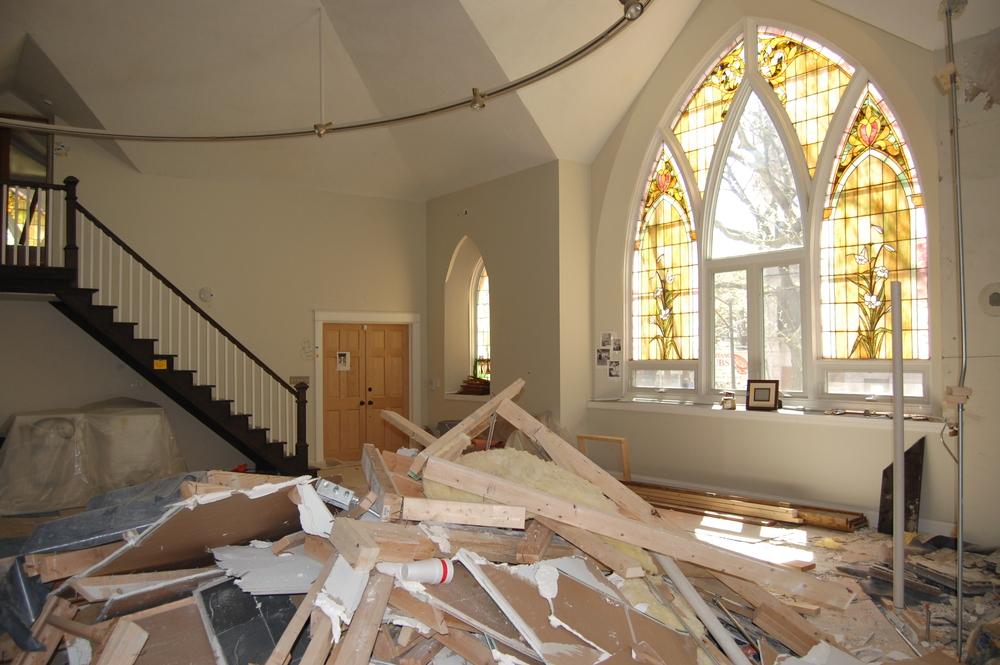 church conversion — lincthelendesign