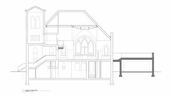 Modren Architecture Drawing Kit Design Memphis Prsentation
