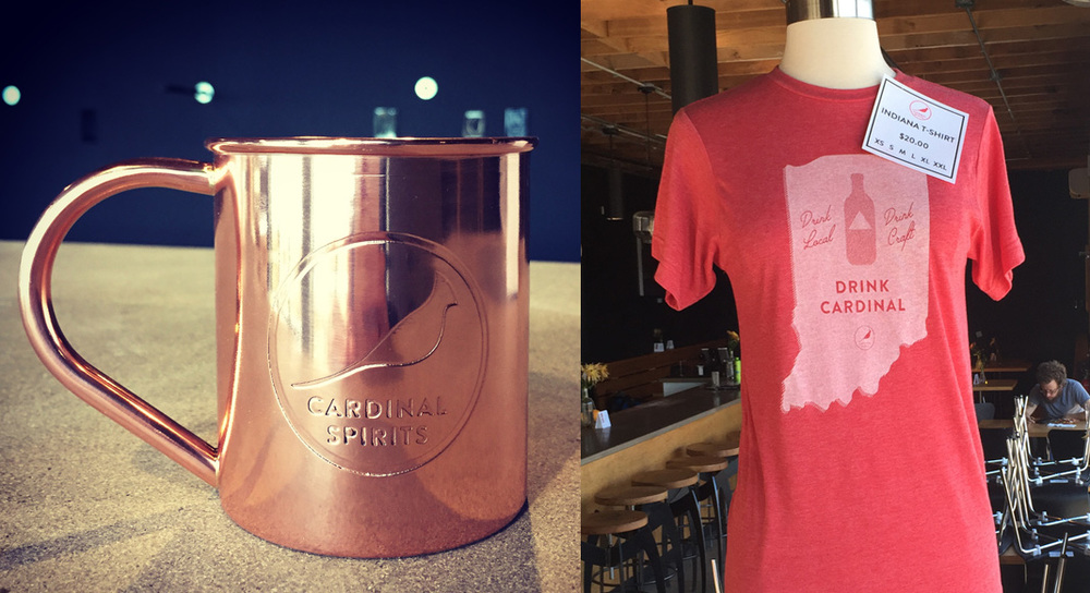 Win a solid copper mug or premium t-shirt!