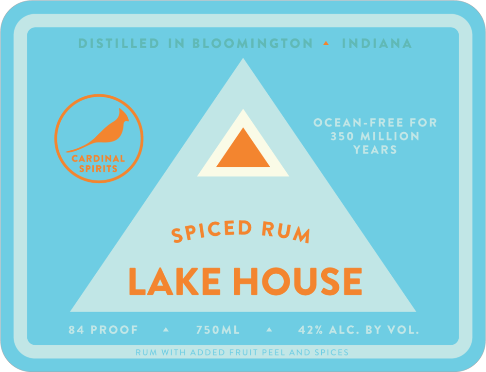 Lake House Spiced Rum