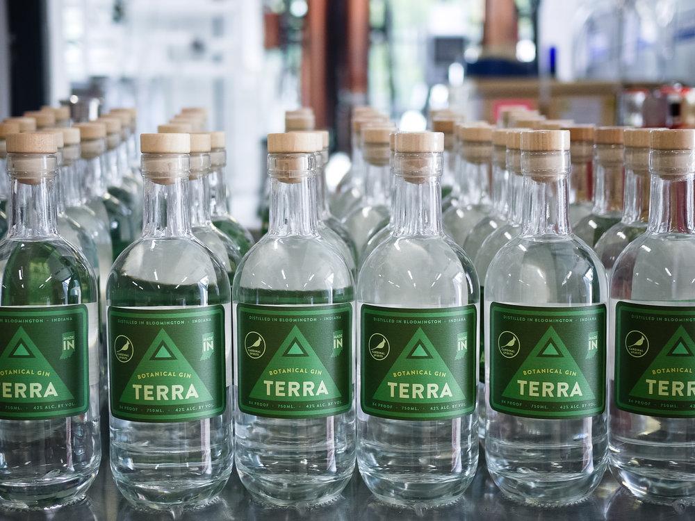 Terra Botanical Gin