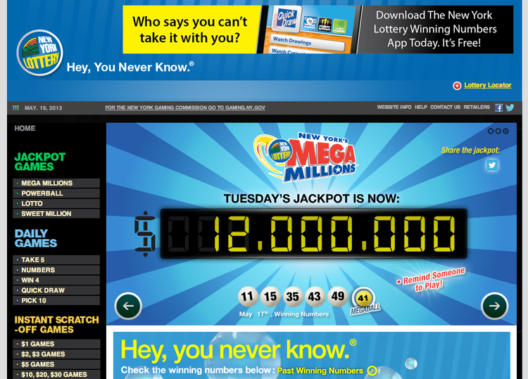 By Billupsforcongress Ny Lottery Winning Daily Numbers