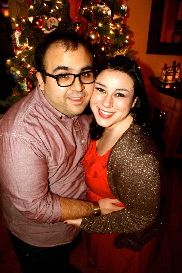 And if I haven't already said it, Merry Christmas, from The Morales'!