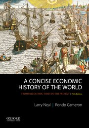 Concise Economic History of the World, 5th edition