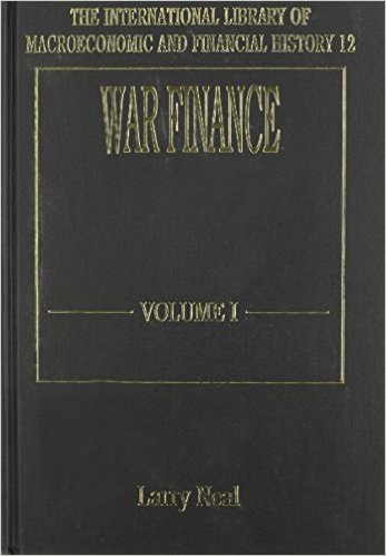 War Finance, 2 volumes