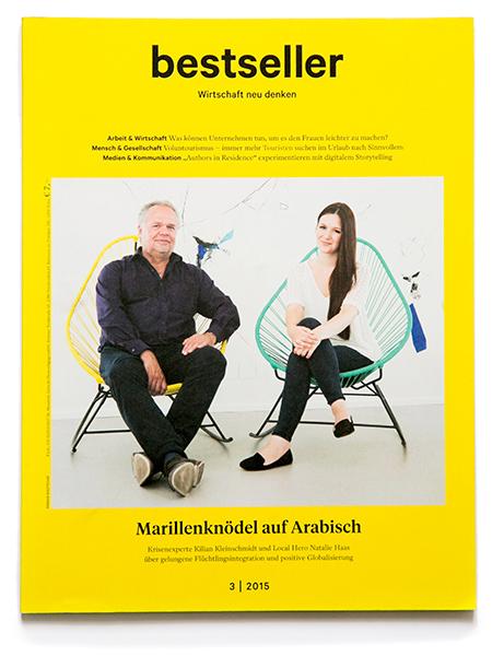 Kilian Kleinschmidt und Natalie Haas- bestseller