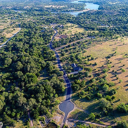 Trails Parkway lots that back up to the pasture are easy to build on and offer a vast view of the countryside rich with wildlife. . . . #trailsofhorseshoebay #texashillcountry #privatecommunity #lotsavailable #lakefront #watersports #marina #clubhouse #pool #lakelife #hillcountry