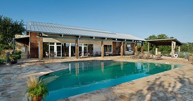 @dc_architecture is the project architect for The Trails. The Equestrian Center and the Clubhouse are just some of his beautiful creations. With attention to detail, the clean lines of Clark's architecture is a perfect fit for homes at The Trails of Horseshoe Bay. . . . #trailsofhorseshoebay #dickclarkarchitecture #clubhouse #pool #horseshoebaytexas #lakelbj #privatecommunity