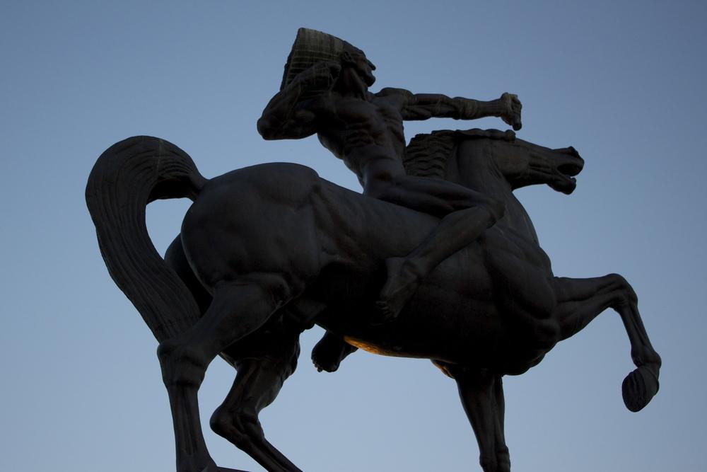 Dusk Horse