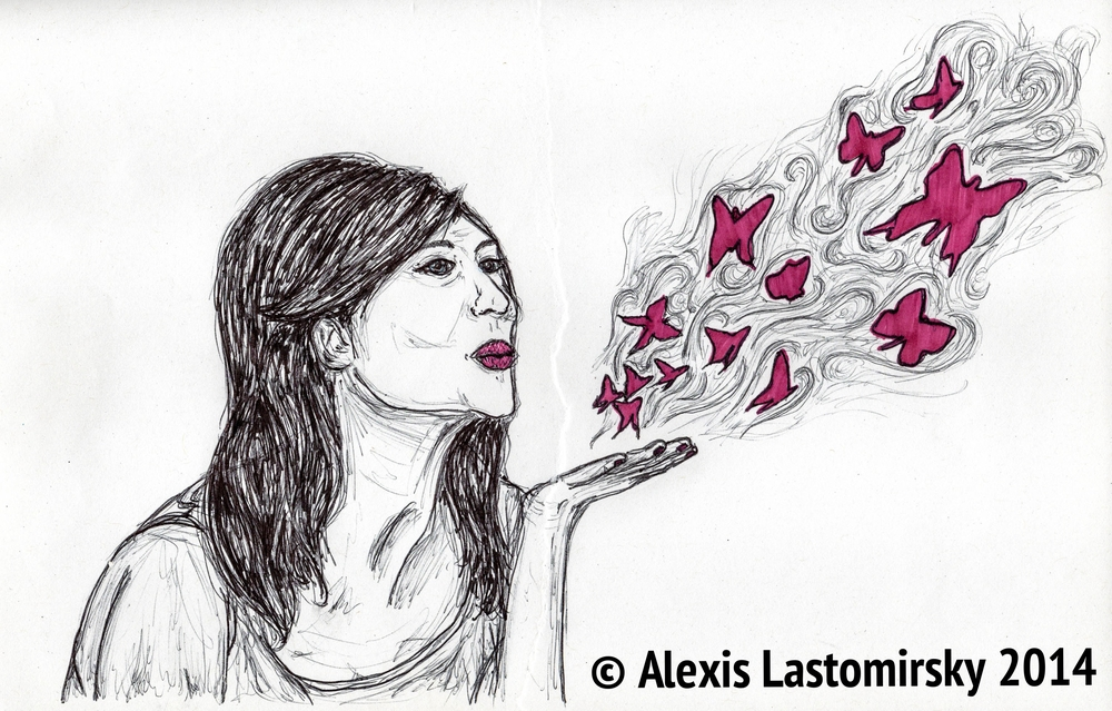 Blowin' Butterflies