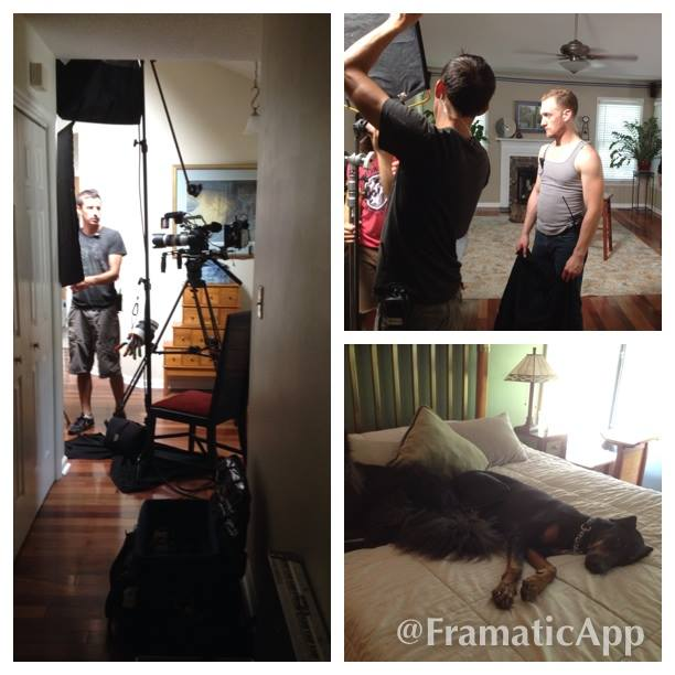 TVRH Reality TV Filming