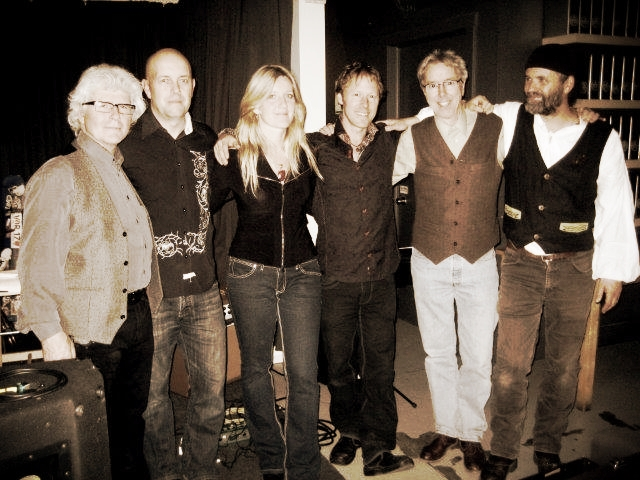 Album Launch: Bob Everett, Darren Reeder, Julia Lynx, Marc Atkinson, Rob Moss, Julian Norris