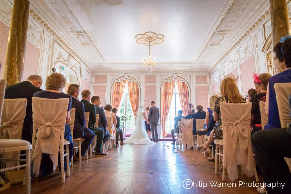 Ceremony Room at Colman