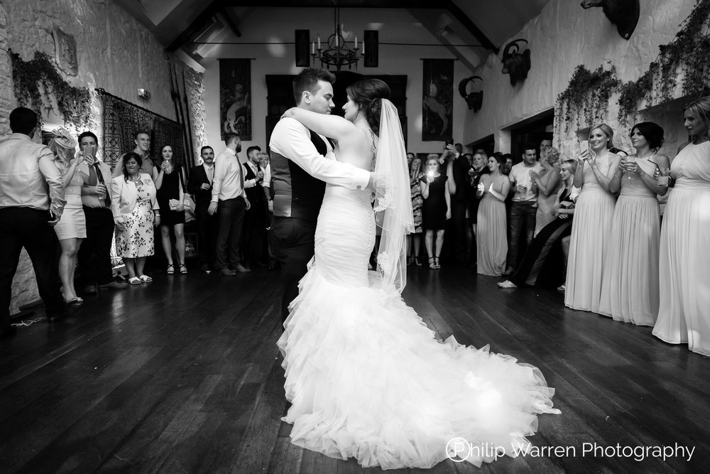 First Dance at Miskin Manor