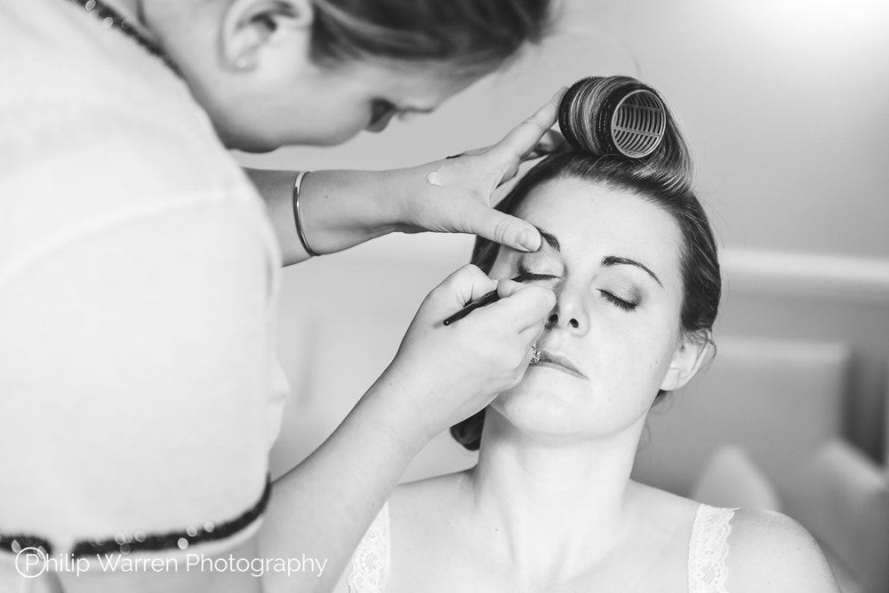 cwtch the bride makeup