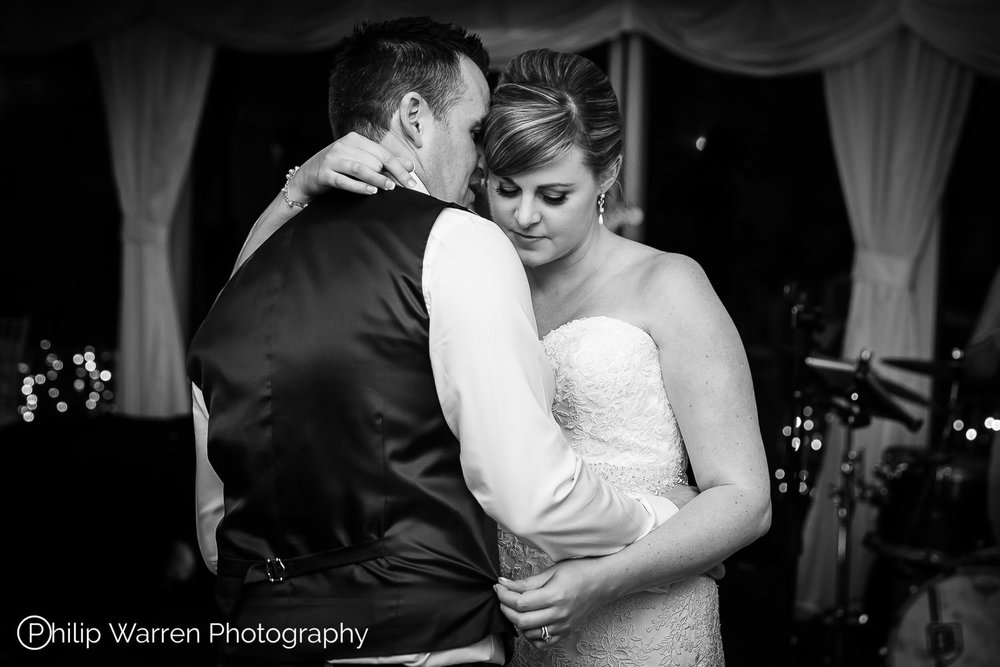 first dance at bryngarw house