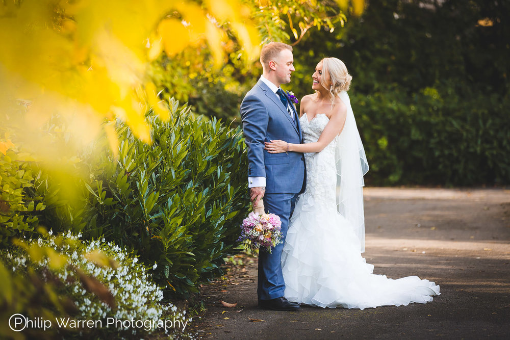Alexandra Gardens Wedding Photos