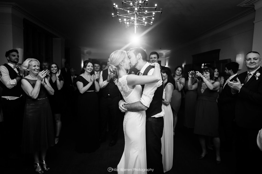 first dance at coombe lodge wedding.jpg