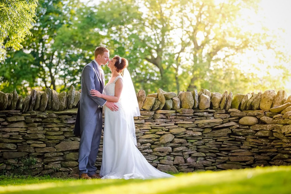 wedding photos at llechwen hall