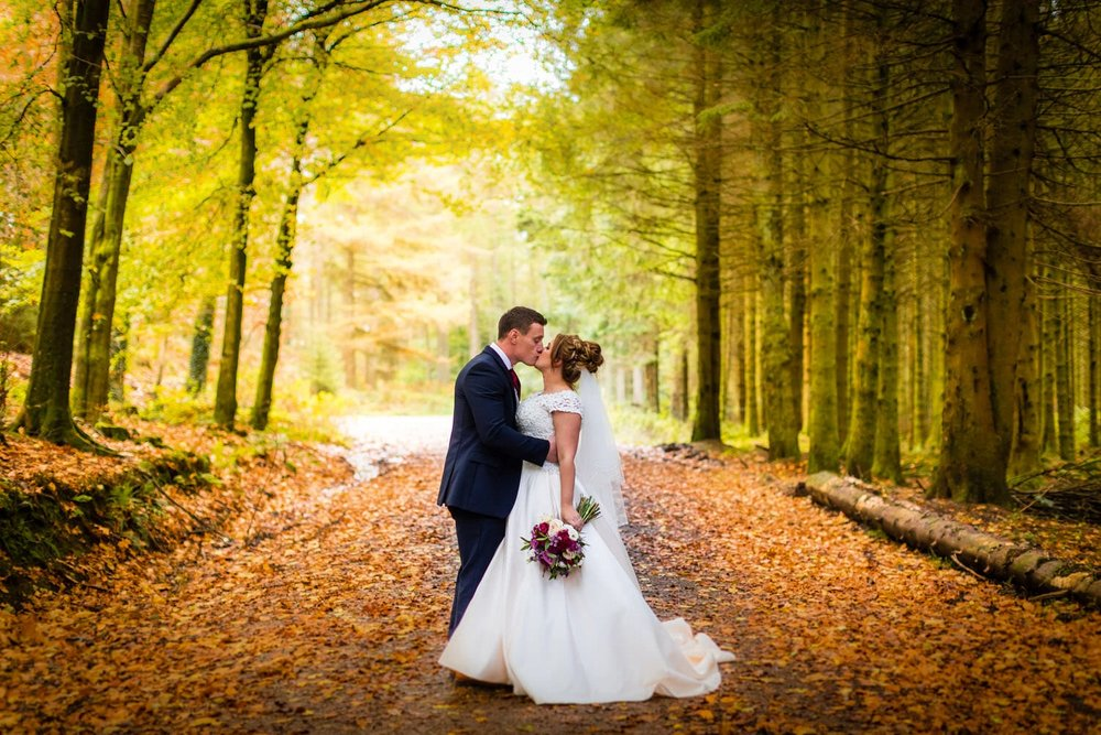 wedding photos at brynffynon