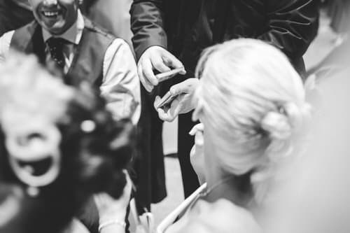 magician at weddings in cardiff