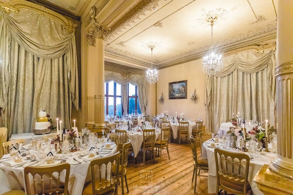 wedding reception at orchardleigh estate