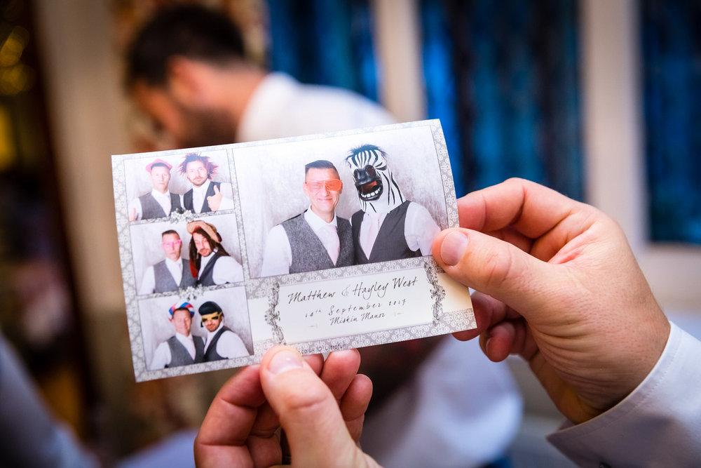 ultrabooth wedding supplier