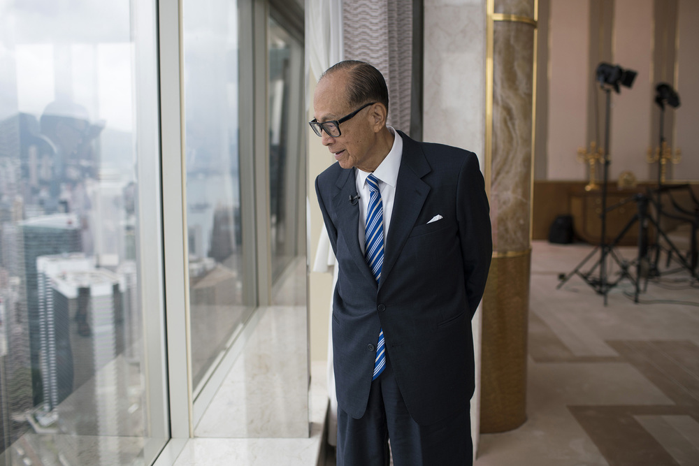Li Ka-sing  Billionaire