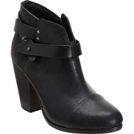 This is one of the coveted. Rag and Bone booties, does anyone do it better?
