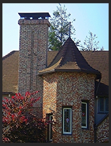 Brick Chimney,Los Angeles