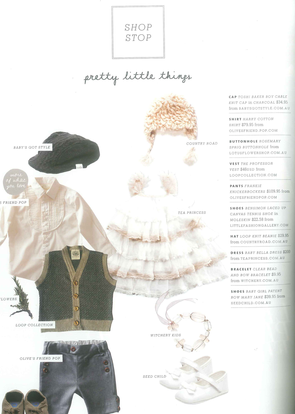 WEDDING STYLE GUIDE MAGAZINE
