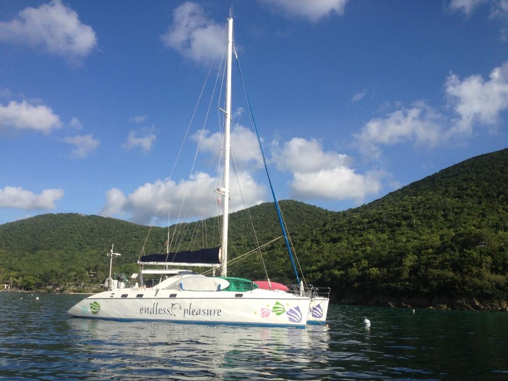 Catamaran Endless Pleasure