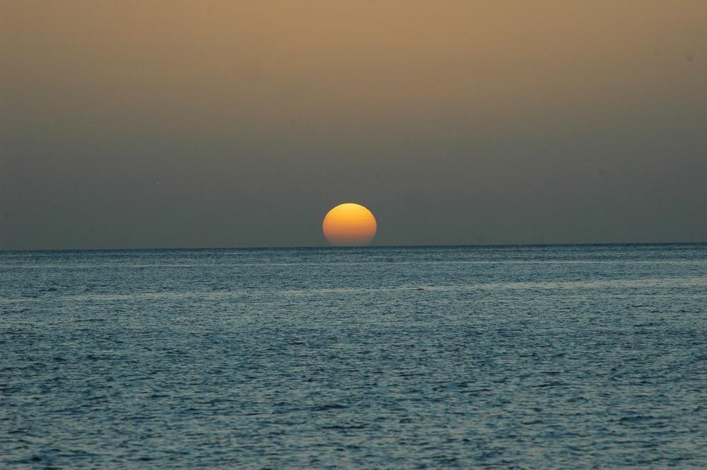 Sunset, St. Lucia