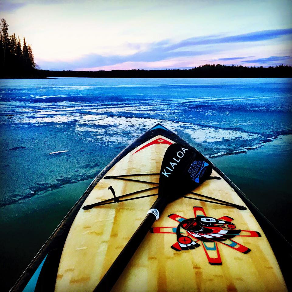 May 7, 2015 - Yellowknife River