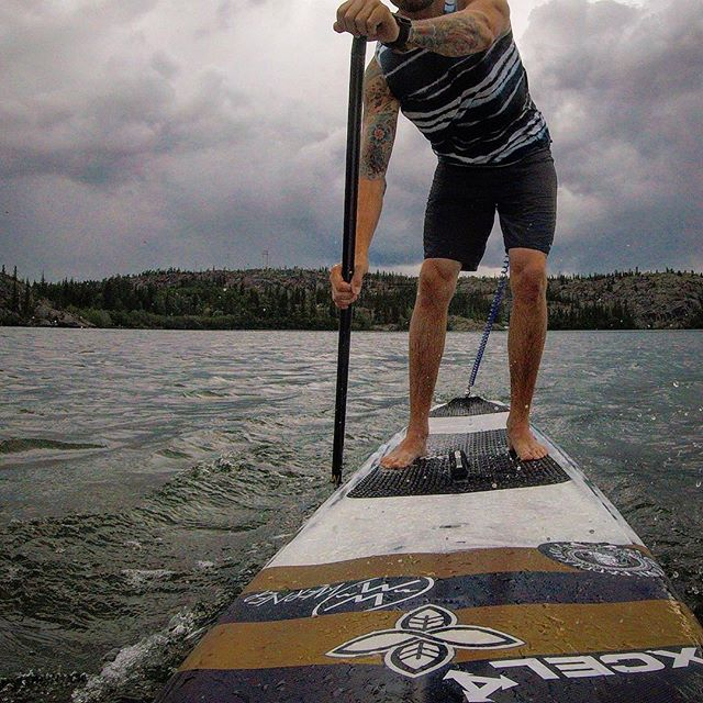 It's still the weekend! Get out there. . . . #oldtownpaddle #supx1a #spectacularnwt #infinityspeedfreaks @infinity_sup @infinitysupcanada @wernerpaddles @xcelcanada @supx1a